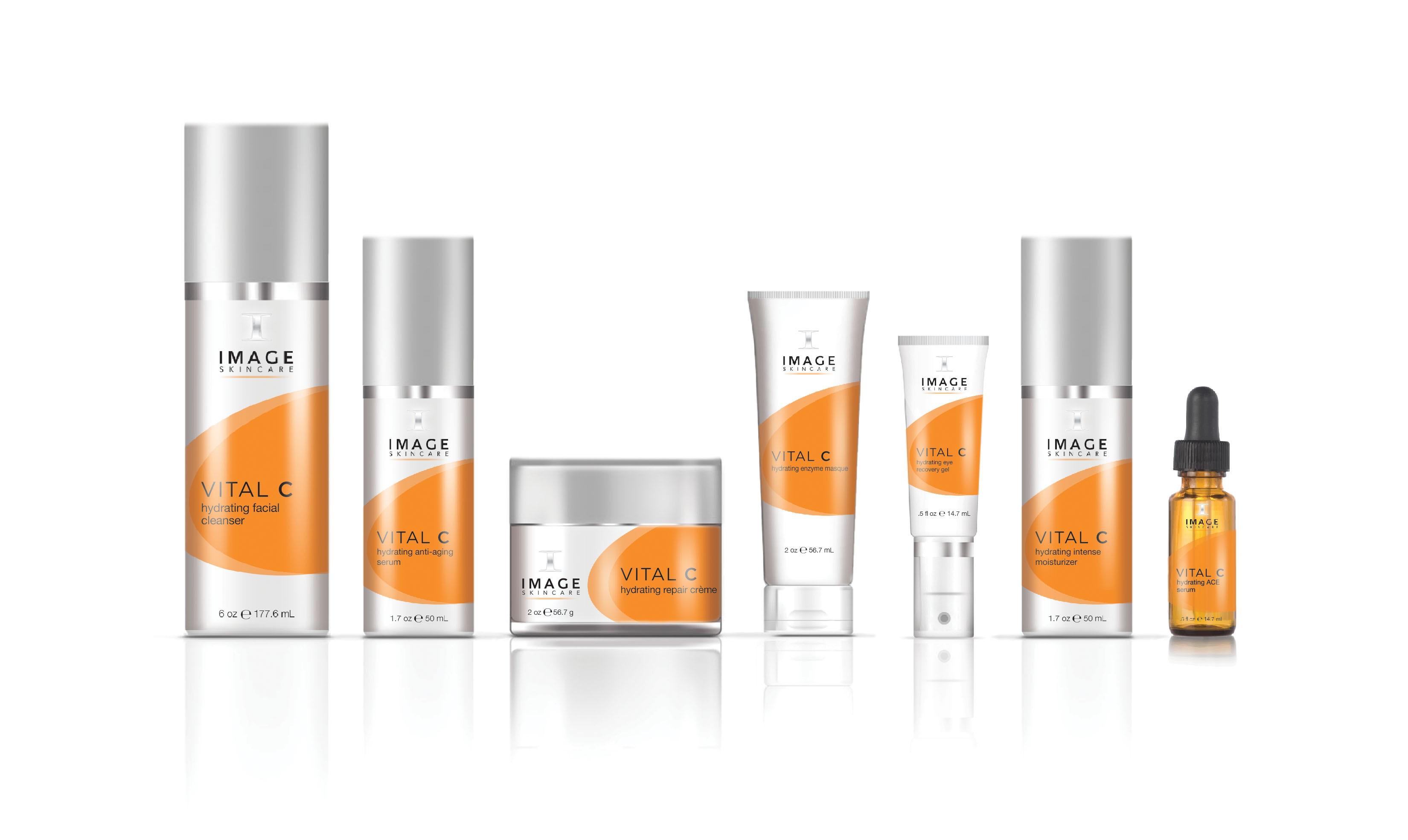 Image Skincare Anti Aging Advanced Skincare Range